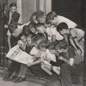 Polish boys 1939