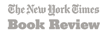 Nyt book review logo