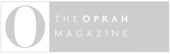 O magazine logo