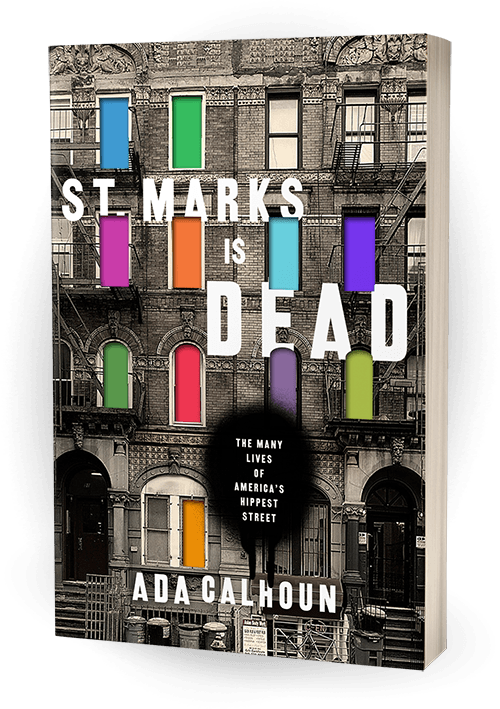 St. Marks is Dead (paperback)