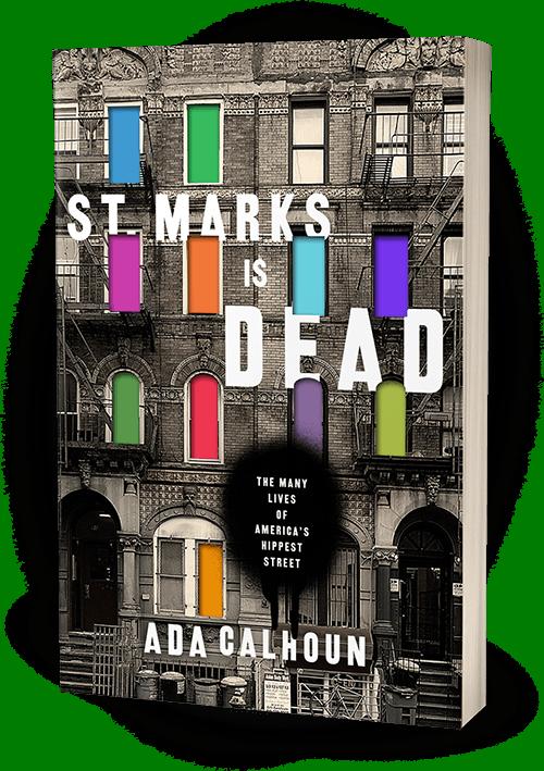 St. Marks is Dead (paperback)
